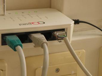 Internet připojen