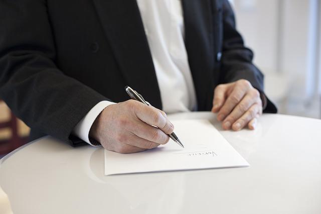 stvrzení podpisem