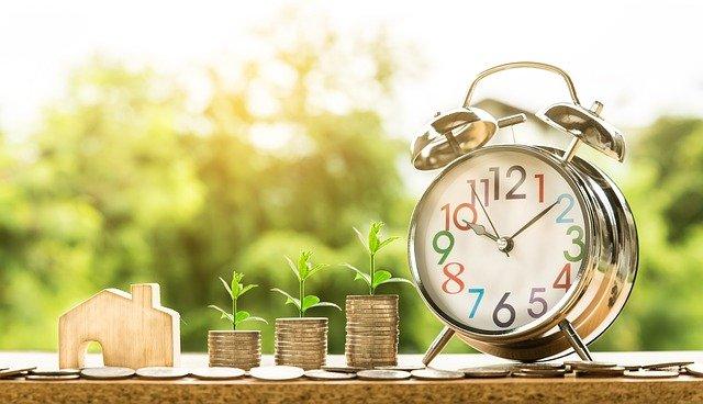 růst financí